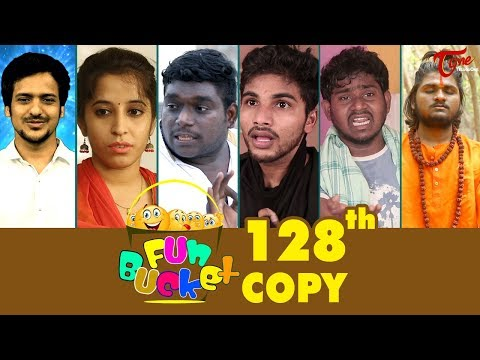 Fun Bucket   128th Episode   Funny Videos   Telugu Comedy Web Series   By Trishool - TeluguOne