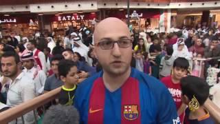 الدوحة الوجهة المفضلة لنجوم فريق برشلونة