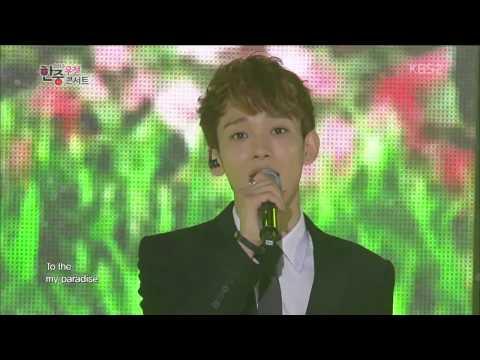 130628 EXO 엑소 Chen Baekhyun & D O Paradise Boys Over Flowers OST