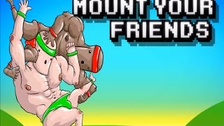 Mount Your Friends Con Nadia, Cris y Beaner (Extremidades Necias)