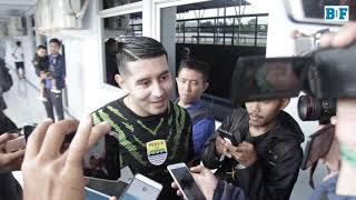 Download Video Latihan Perdana Esteban Vizcarra Bersama Persib MP3 3GP MP4