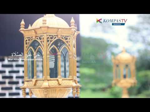 Kompas Tv Bangka - Adzan Maghrib