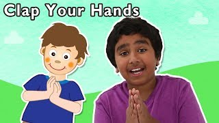 Clap Your Hands + More   Mother Goose Club Playhouse Songs & Rhymes