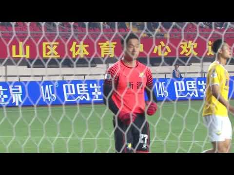 2018 CHA League one   Round 11   Shanghai Shenxin vs Zhejiang Yiteng FC