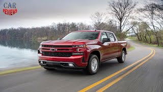 Yes, You Can Get a Four-cylinder in the 2019 Chevrolet Silverado  - Car Reviews Channel