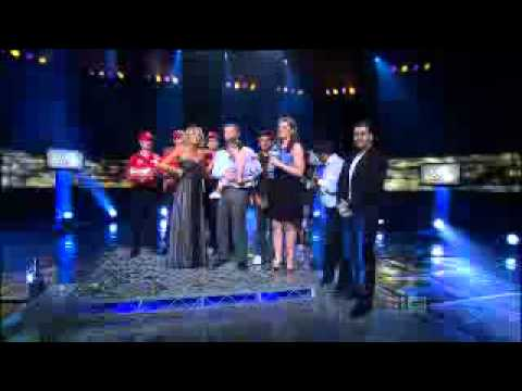 Winner of Australia's Funniest Home Video Show 2010- final(nine)