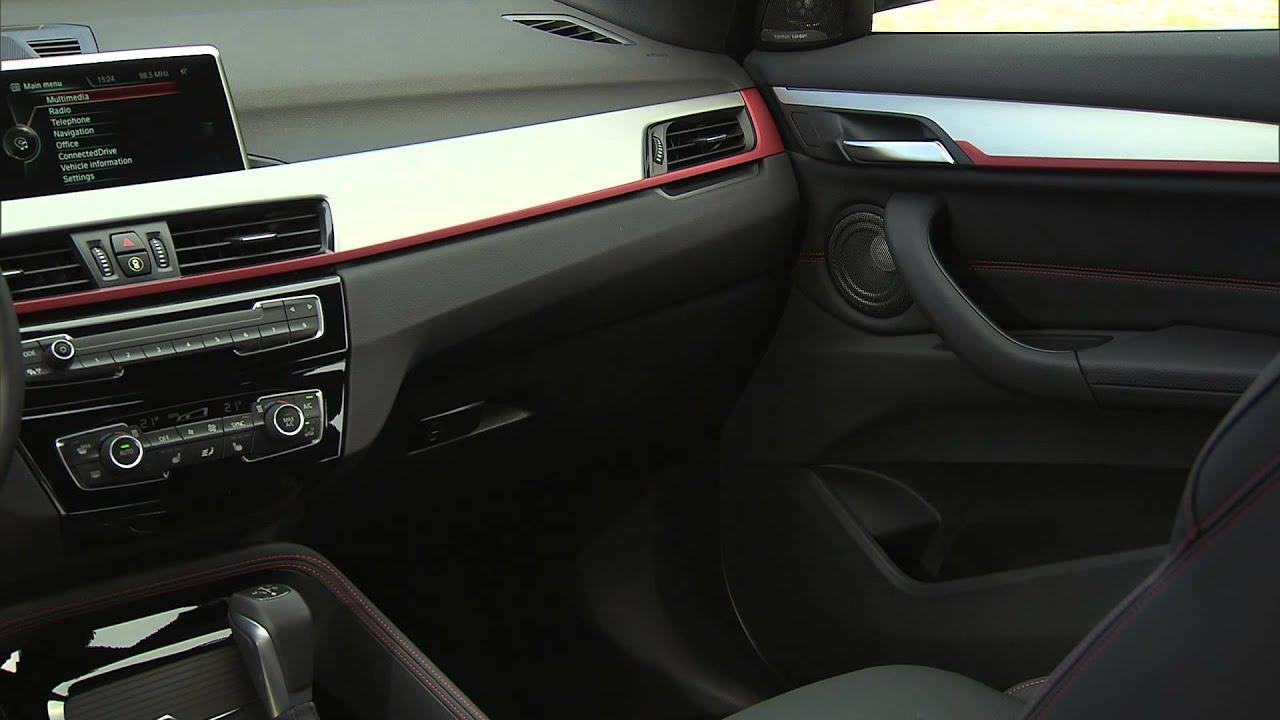 Interior Design   BMW X1 XDrive25i (F48)
