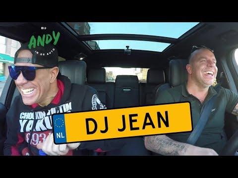 DJ Jean - Bij Andy in de auto!