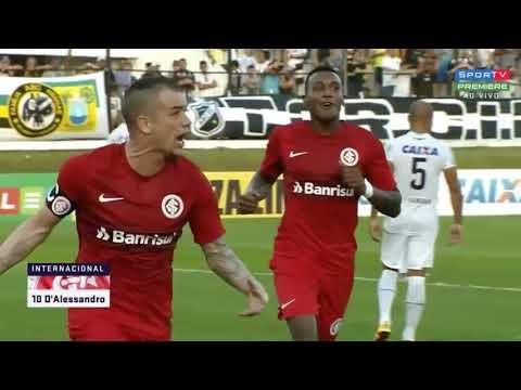 ABC 0 x 3 Inter - Narração Rádio Gaúcha - 19/08/2017
