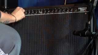 Fender FM212 DSP frontman