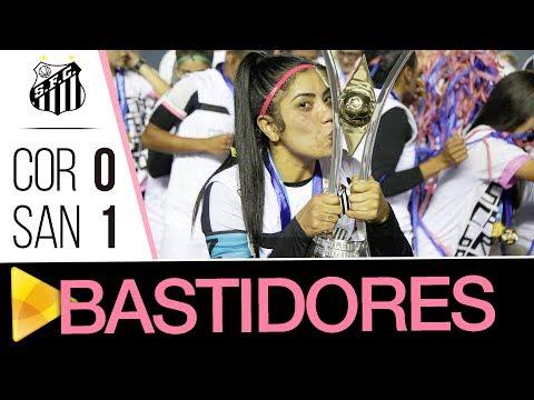 Sereias da Vila 1 x 0 Corinthians | BASTIDORES PÓS-TÍTULO | Final do Brasileirão (20/07/17)