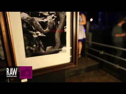 AMANDA LENTINI At RAW:St Louis Expressions 05/16/2013