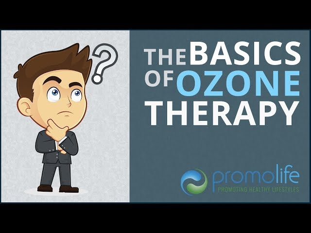 The Basics of Ozone Therapy