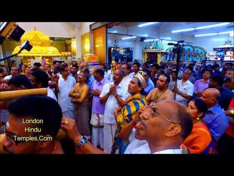 8th Day - Maha Annual Festival - Shri Kanaga Thurkkai Amman Temple - London 28-07-2017