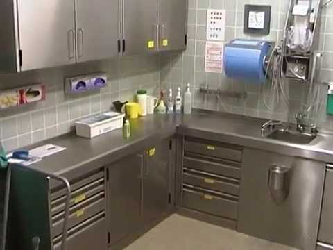 Funeral embalming room prep room tanatopraxia youtube Embalming room design