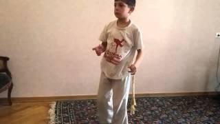 Видео-урок  по приёмам капоэйро #1: Основы капоэры