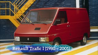 Renault Trafic I (1980 – 2001)