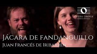 Jácara de fandanguillo - Opera Omnia - Isaac M. Pulet
