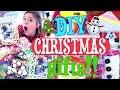 DIY Christmas Gifts!!   How to Make EASY Christmas Presents FAST!!