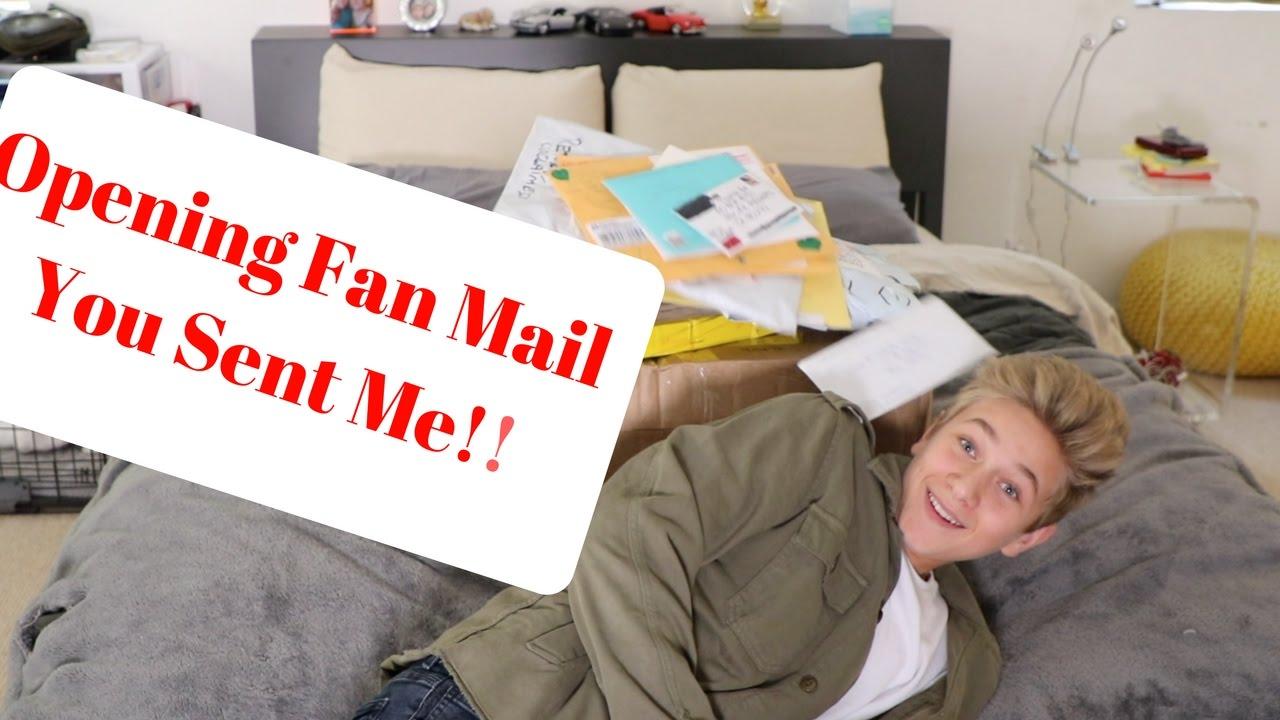 Jojo fan mail