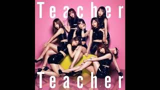 AKB48 Teacher Teacher Instrumental
