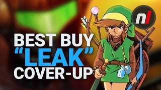 """Best Buy Attempts to Cover Up Zelda & Metroid Switch """"Leak"""""""