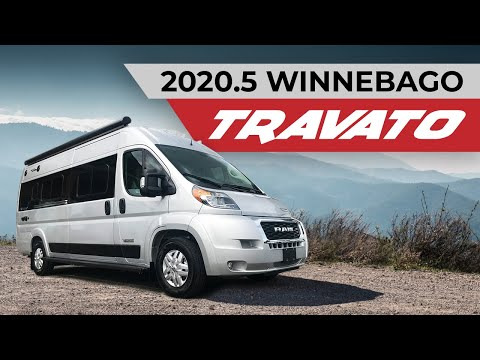 What's New With The 2020.5 Winnebago Travato Class B Van