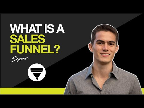 What Is A Sales Funnel? - Beginners Explanation With Example