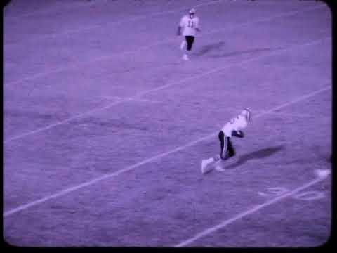 1978 Goldsboro High School vs Eastern Wayne High School - Football