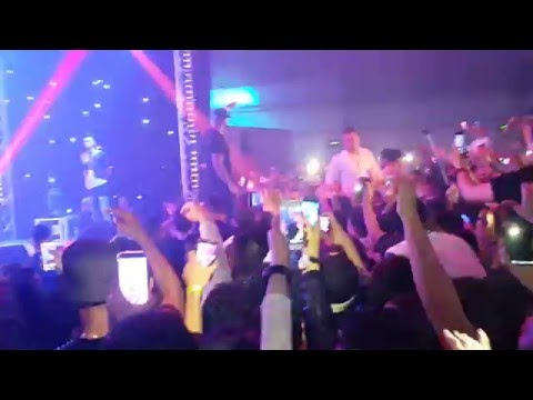 booba _ 92i veyron concert à hilton alger 24/03/2016