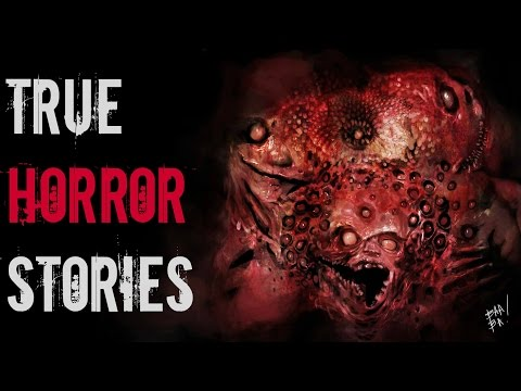 4 Terrifying TRUE Stories to Keep You up at Night