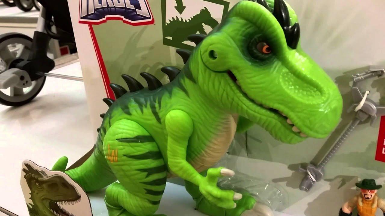 Playskool Dino Roars Kota Pals Monty Rex T 50 Off