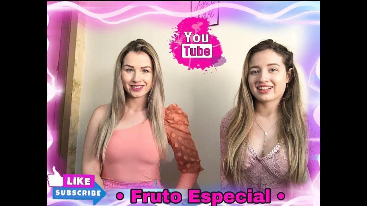 Amanda & Alessandra- Fruto Especial (Cover)