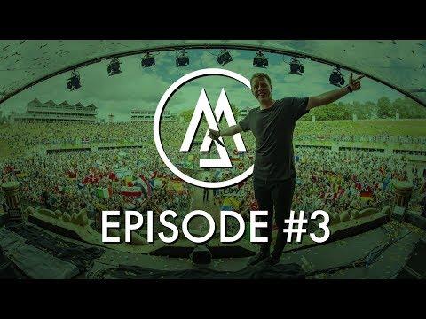Martin Jensen On Tour | Episode #3 | 2017