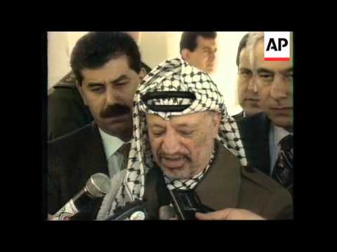 Gaza - Arafat Assassination Plan Suspects Arrest?