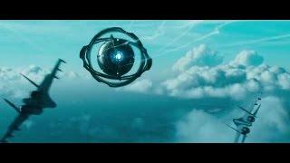 Падение НЛО на Землю и контакт с пришельцем - фильм ПРИТЯЖЕНИЕ (2017)