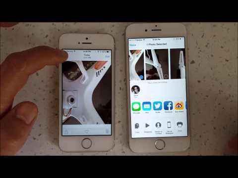 Iphone 4, 5, 6: Where Is NFC / S Beam / Android Beam? AIRDROP!!!!