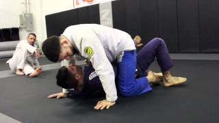 BJJ Technique | Mount Escapes | 3 Escape from Mount | Inferno TPC, Marlboro NJ