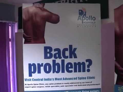 Spine Clinic Apollo BSP CG