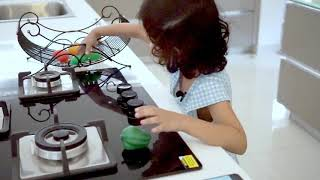 Kids Kitchen - Cooking Vegetables