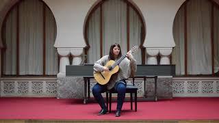 Roberta Mangano: Obsequio a el Maestro / Cançoneta