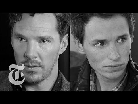 Benedict Cumberbatch & Eddie Redmayne: Battle of the British Geniuses