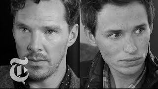 Benedict Cumberbatch & Eddie Redmayne: Battle of the British Geniuses