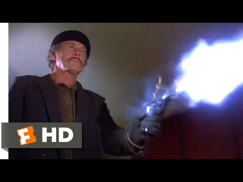 Death Wish II (1982) - You Believe in Jesus? Scene (5/12) | Movieclips