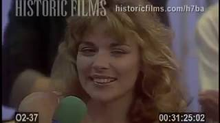 O2-37: KIM CATTRALL INTERVIEW 1987