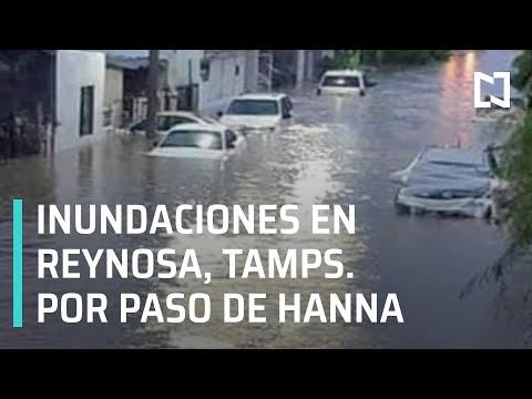 Se inunda Hospital Materno Infantil en Reynosa, Tamaulipas - Las Noticias