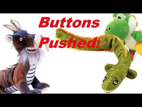 Stuffed Shenanigans ep 1: Buttons Pushed! Feat. Yub Nub Studios