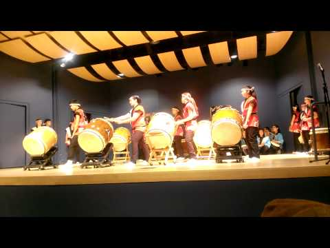 Day of Remembrance 2014 Taiko Fundraising Event for Minidako Pilgrimage Scholarships