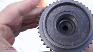 Вал первичный ГАЗ 31105