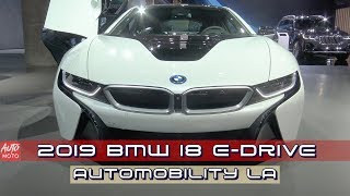 2019 BMW i8 eDrive - Exteror And Interior - 2019 LA Auto Show